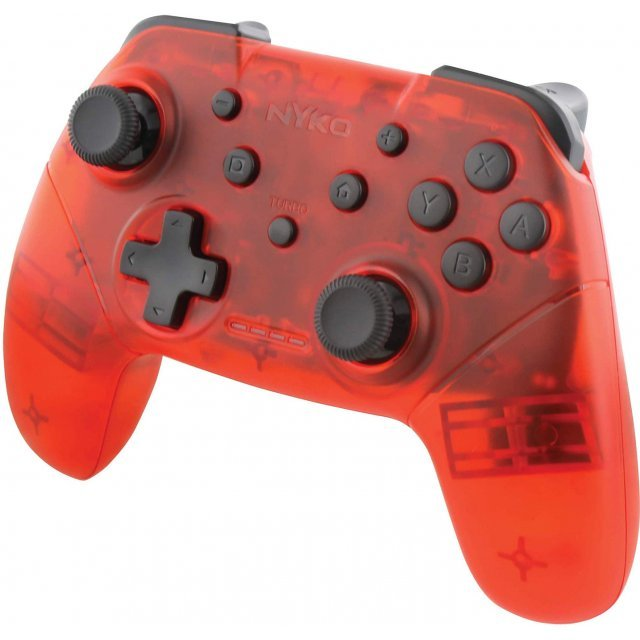Wireless Core Controller for Nintendo Switch (Red)