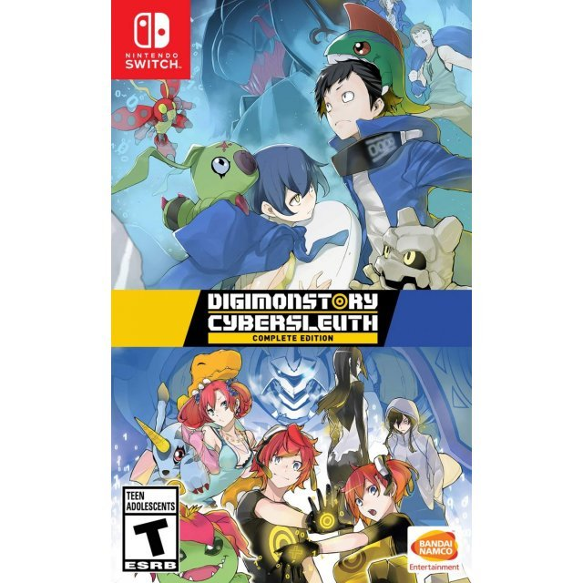 Digimon Story Cyber Sleuth [Complete Edition]