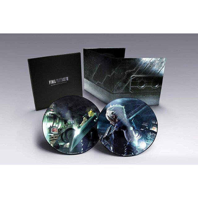 Final Fantasy VII Remake And Final Fantasy VII Vinyl [Limited Edition]