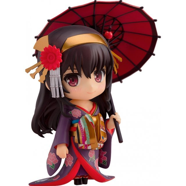 Nendoroid No. 1161 Saekano How to Raise a Boring Girlfriend Fine: Utaha Kasumigaoka Kimono Ver.