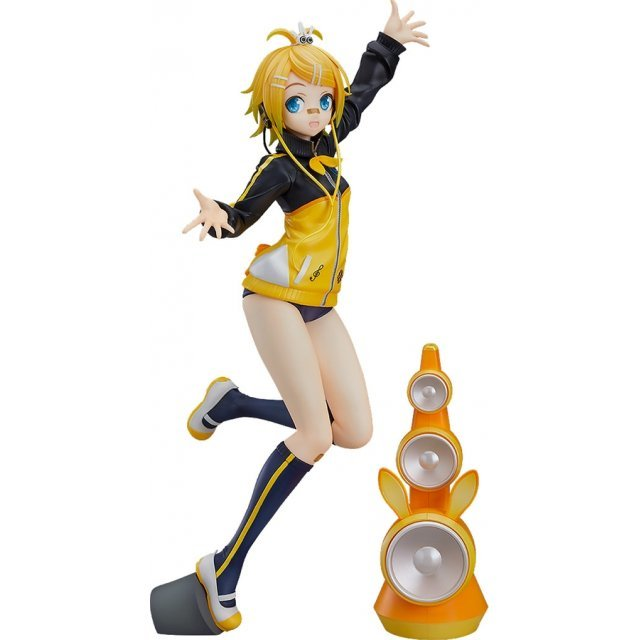 Hatsune Miku -Project Diva- F 2nd 1/7 Scale Pre-Painted Figure: Kagamine Rin Stylish Energy R Ver.