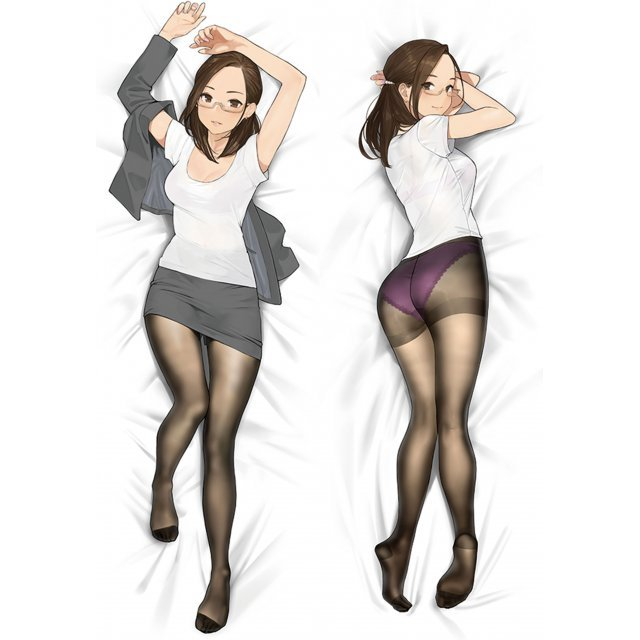 Miru Tights Dakimakura Cover: Okuzumi Yuiko