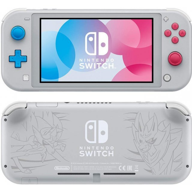 Nintendo Switch Lite (Zacian and Zamazenta)