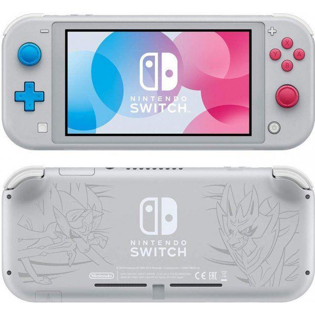 Nintendo Switch Lite (Zacian and Zamazenta)
