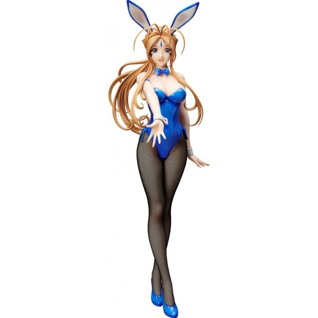 Oh My Goddess! 1/4 Scale Pre-Painted Figure: Belldandy Bunny Ver.