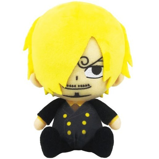 One Piece Chibi Plush: Sanji