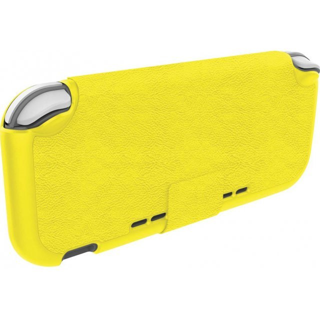 CYBER · Flap Cover for Nintendo Switch Lite (Yellow)