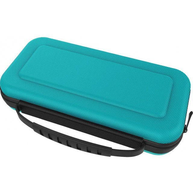 CYBER · High-Grade Semi-Hard Case for Nintendo Switch Lite (Turquoise)