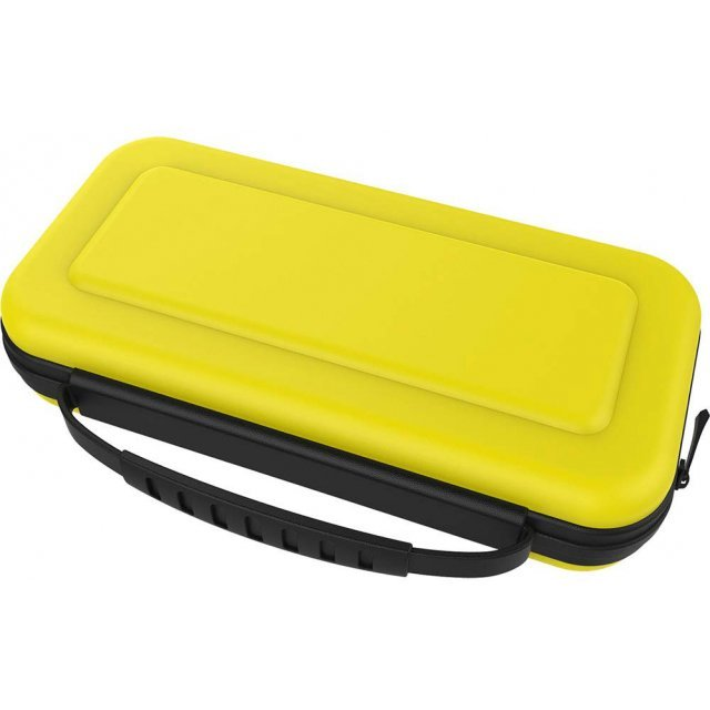 CYBER · Semi-Hard Case for Nintendo Switch Lite (Yellow)