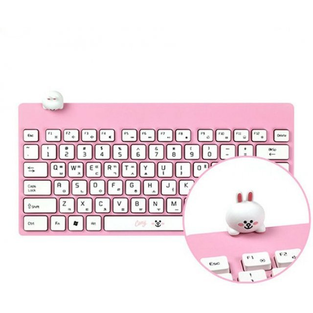 Line Friends Wireless Keyboard (CONY)