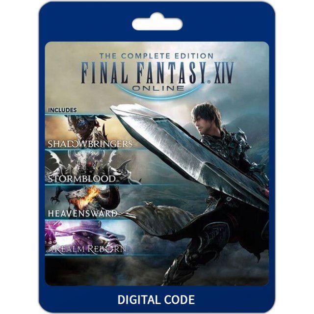 Final Fantasy XIV Complete Edition (Incl. Shadowbringers)