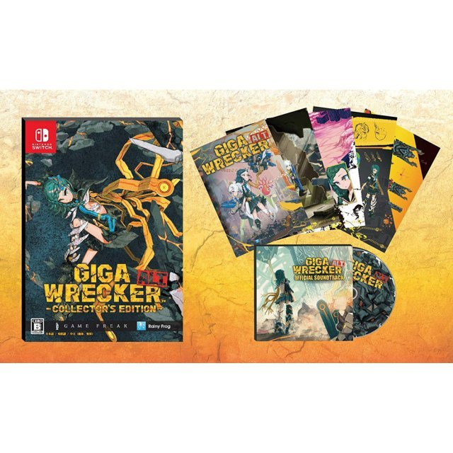 Giga Wrecker Alt. [Collector's Edition]