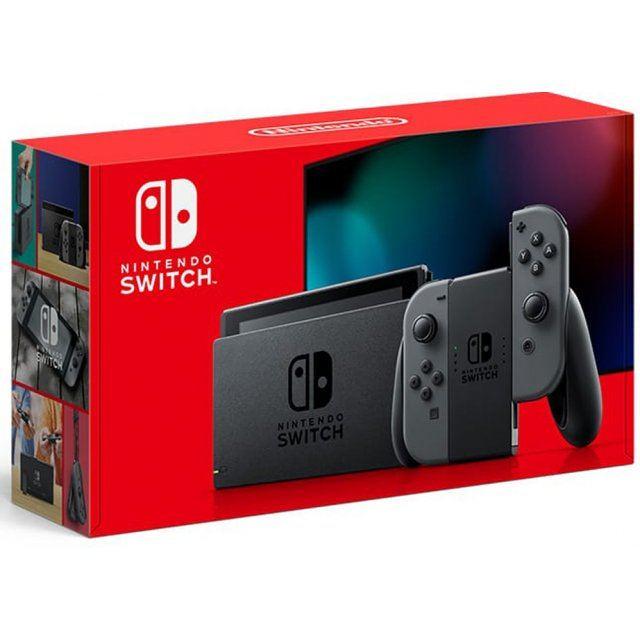 Nintendo Switch (Gray)