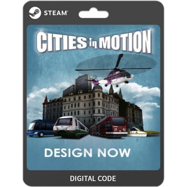 Cities in Motion - Design Now (DLC)