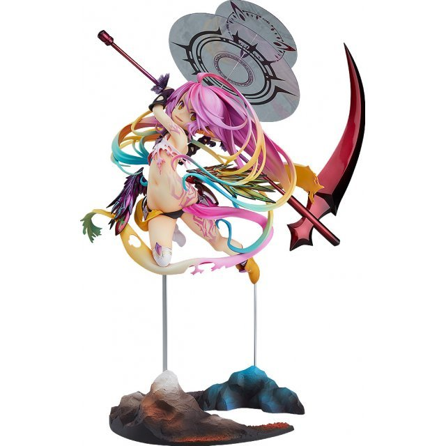 No Game No Life: Zero 1/8 Scale Pre-Painted Figure: Jibril Great War Ver.