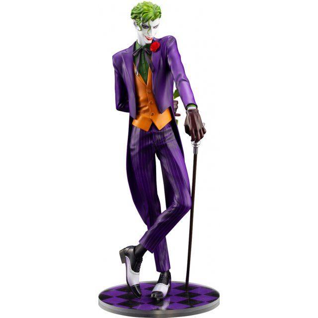 DC COMICS IKEMEN Series Batman 1/7 Scale Pre-Painted Figure: Joker