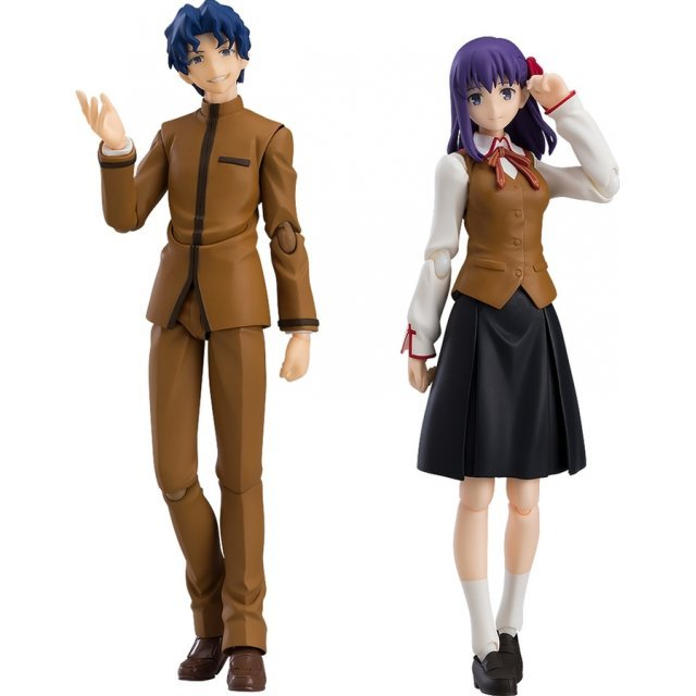 figma No. 445 Fate/stay Night Heaven's Feel: Shinji Matou & Sakura Matou