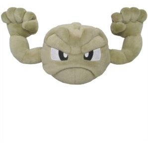 Pocket Monsters All Star Collection PP137: Geodude (S)