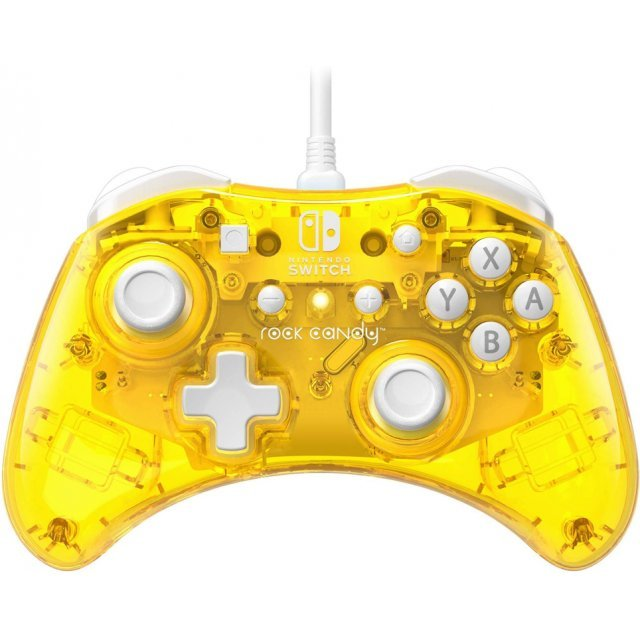 Rock Candy Wired Controller for Nintendo Switch (Pineapple Pop)