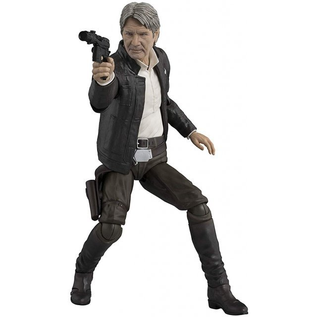 S.H.Figuarts Star Wars The Force Awakens: Han Solo