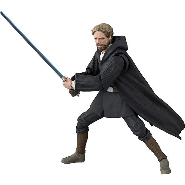 S.H.Figuarts Star Wars - The Last Jedi: Luke Skywalker -Battle of Crait Ver.-
