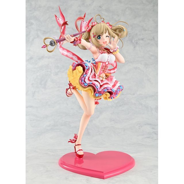 The Idolm@ster Cinderella Girls 1/8 Scale Pre-Painted Figure: Shin Sato Heart to Heart Ver.