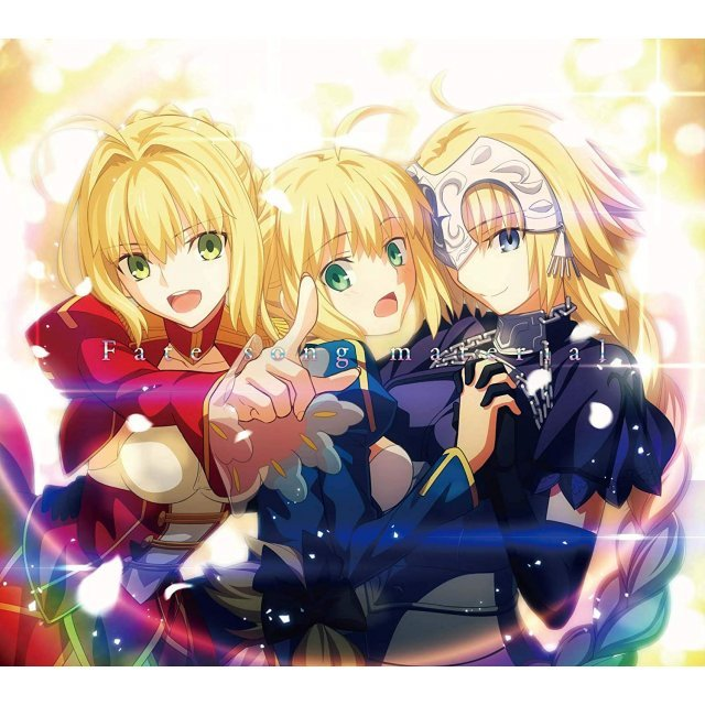 Fate Song Material [Limited Edition]