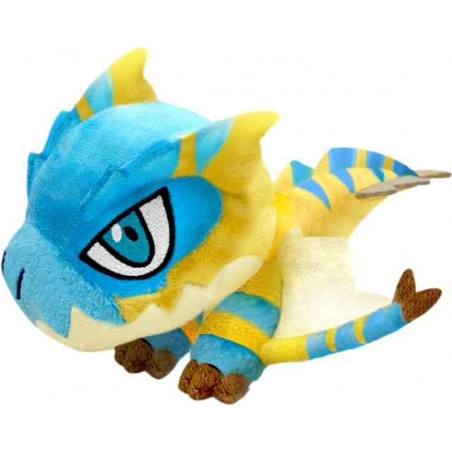 Monster Hunter Deformed Plush: Tigrex