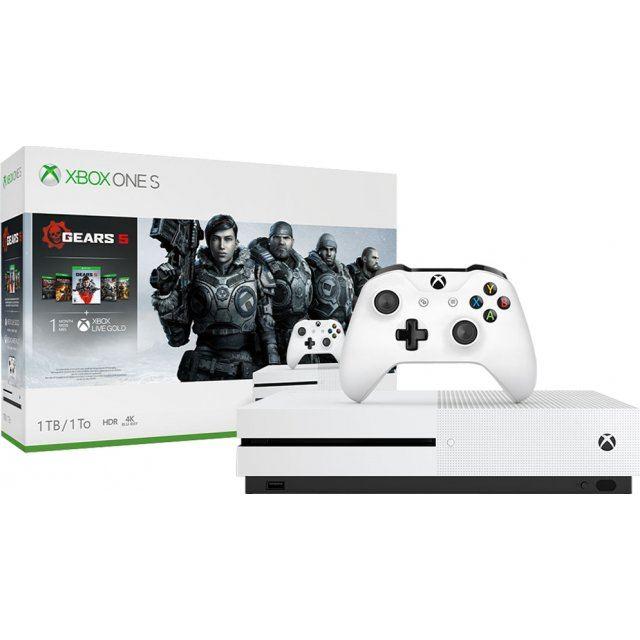 Xbox One S Gears 5 1TB Bundle