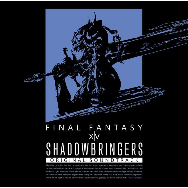 Shadowbringers: Final Fantasy XIV Original Soundtrack [Blu-ray Disc Music]