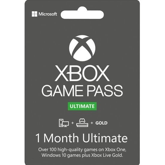 Xbox Game Pass Ultimate 1 Month Subscription   EU Account