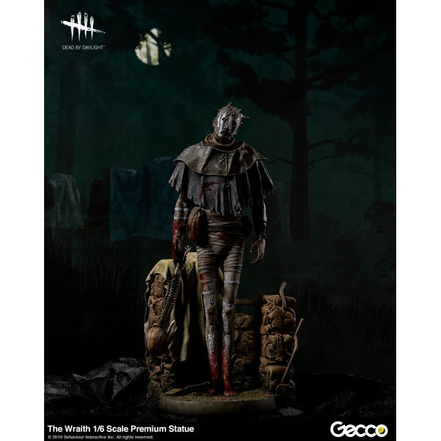 Dead by Daylight 1/6 Scale Statue: The Wraith
