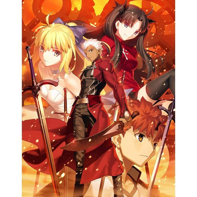 Fate/Stay Night - Unlimited Blade Works Blu-ray Disc Box [Standard Edition]