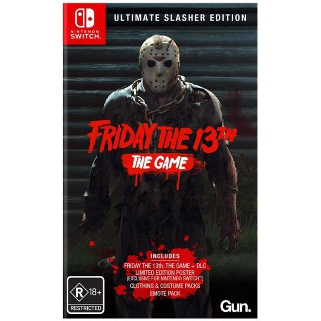 Friday The 13th: The Game [Ultimate Slasher Edition]