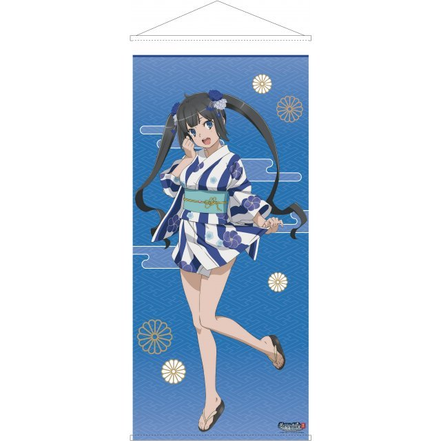 Is It Wrong to Try to Pick Up Girls in a Dungeon? II Life-Size Tapestry: Hestia