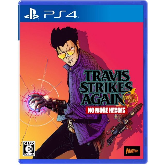 Travis Strikes Again: No More Heroes [Complete Edition] (Multi-Language)