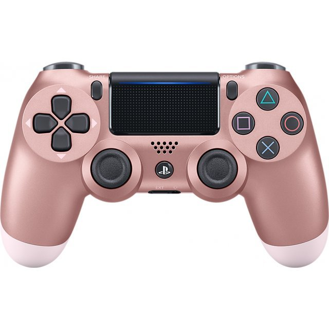 DualShock 4 Wireless Controller (Rose Gold)