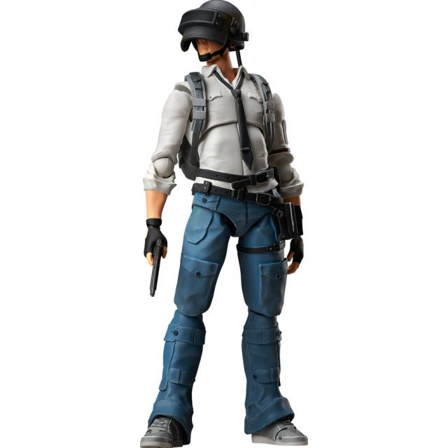 figma SP-118 PlayerUnknown's Battlegrounds: The Lone Survivor