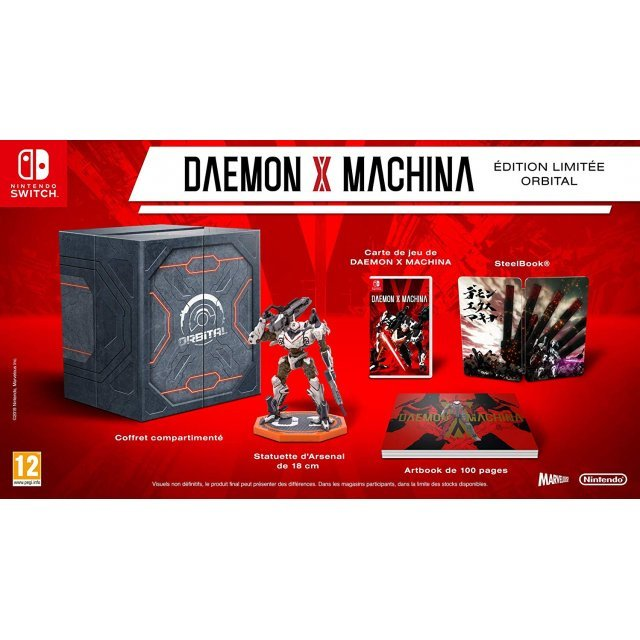 Daemon X Machina [Orbital Limited Edition]
