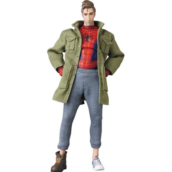 MAFEX No.109 Spider-Man Into the Spider-Verse: Spider-Man (Peter B. Parker)