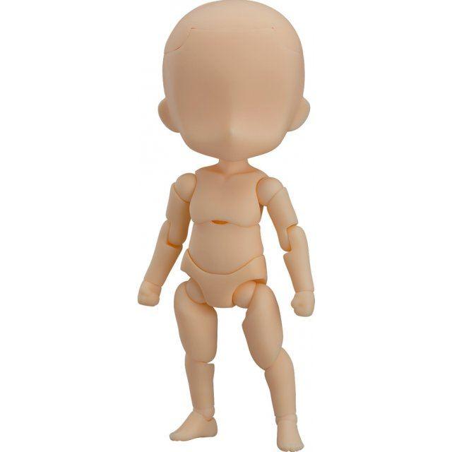 Nendoroid Doll Archetype: Boy (Almond Milk)