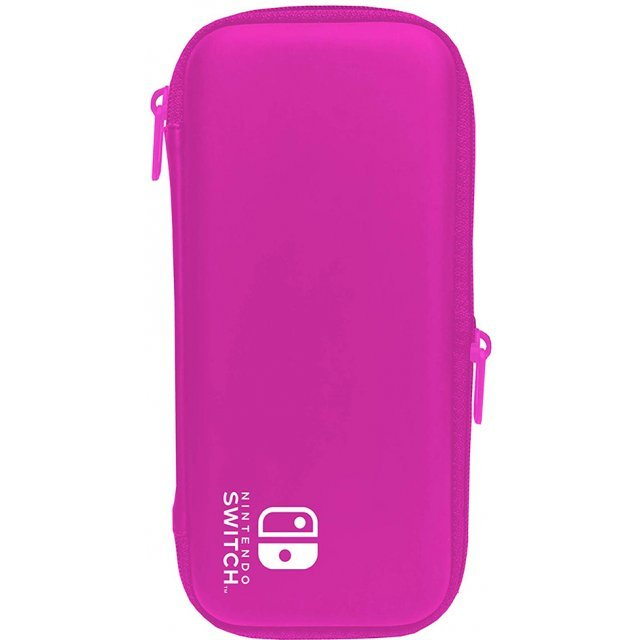 EVA Smart Pouch for Nintendo Switch Lite (Pink)