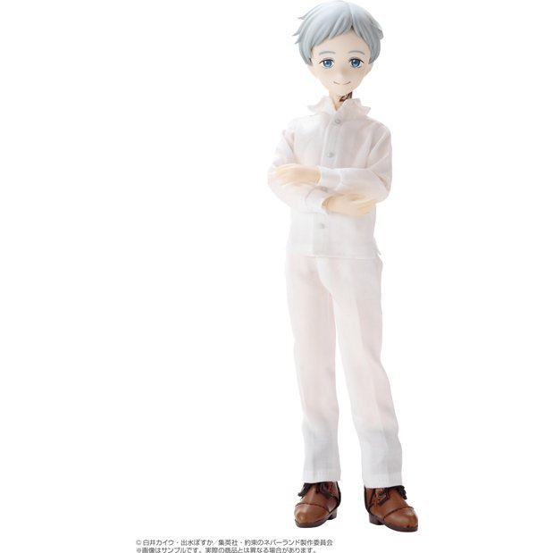 The Promised Neverland Pureneemo Character Series 1/6 Scale Fashion Doll: Norman