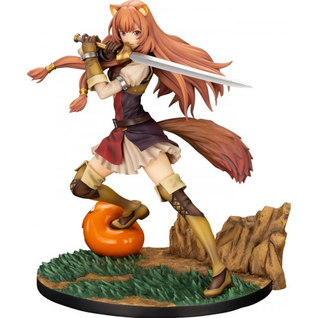 The Rising of the Shield Hero 1/7 Scale Pre-Painted Figure: Raphtalia