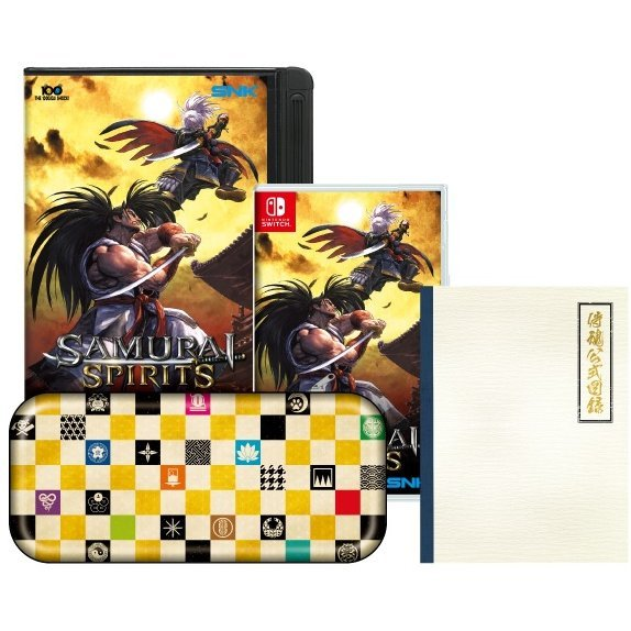 Samurai Spirits (Multi-Language) [Limited Pack Game Pouch Set]