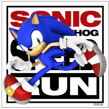 Sonic The Hedgehog Waterproof Sticker