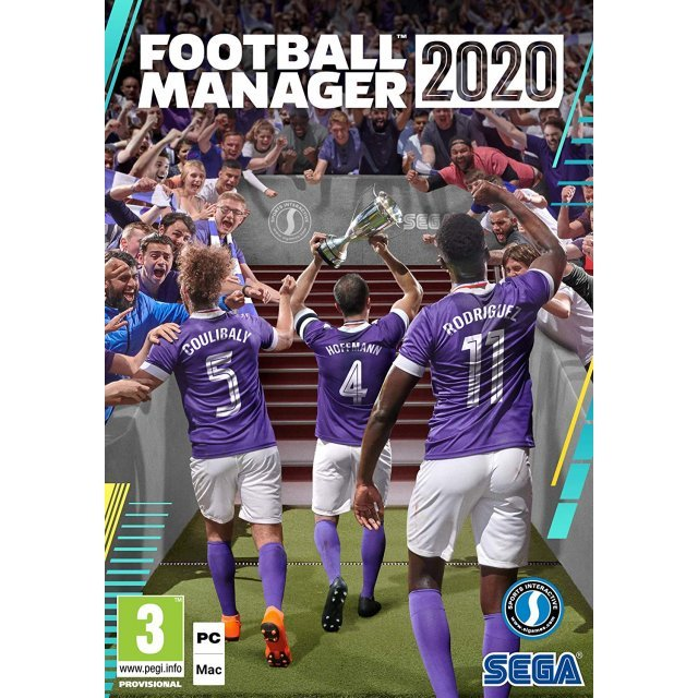 Football Manager 2020 (DVD-ROM)