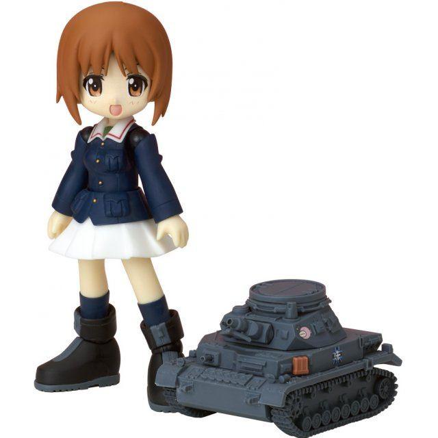 Mameshiki Girls und Panzer the Movie: Miho Nishizumi