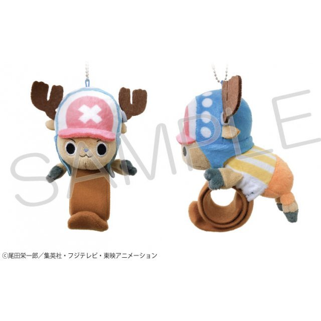 One Piece Nokkari Plush Band: Tony Tony Chopper