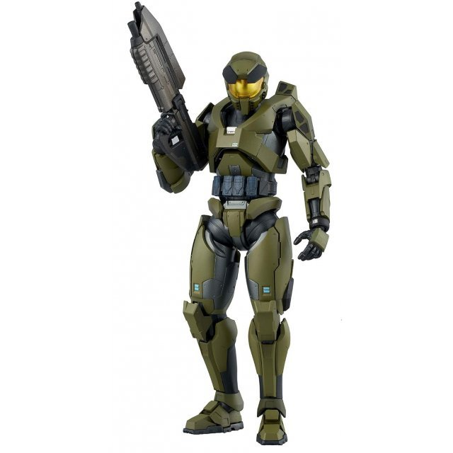 Halo 1/12 Scale Action Figure: RE:EDIT Master Chief Mjolnir Mark V